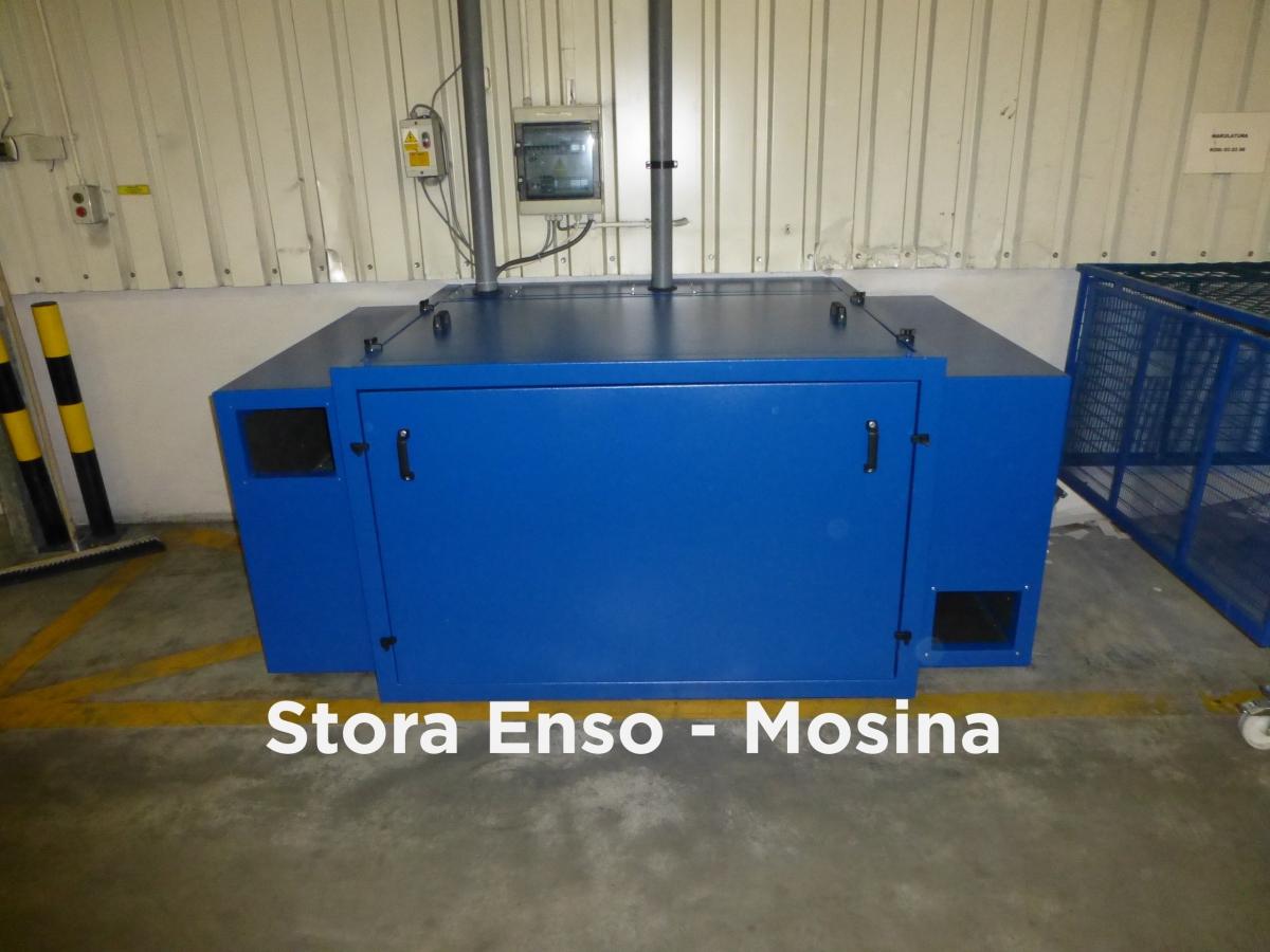 Stora Enso - Mosina