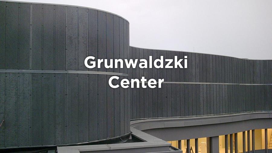 """Budynek biurowy """"Grunwaldzki Center"""" we Wrocławiu"""