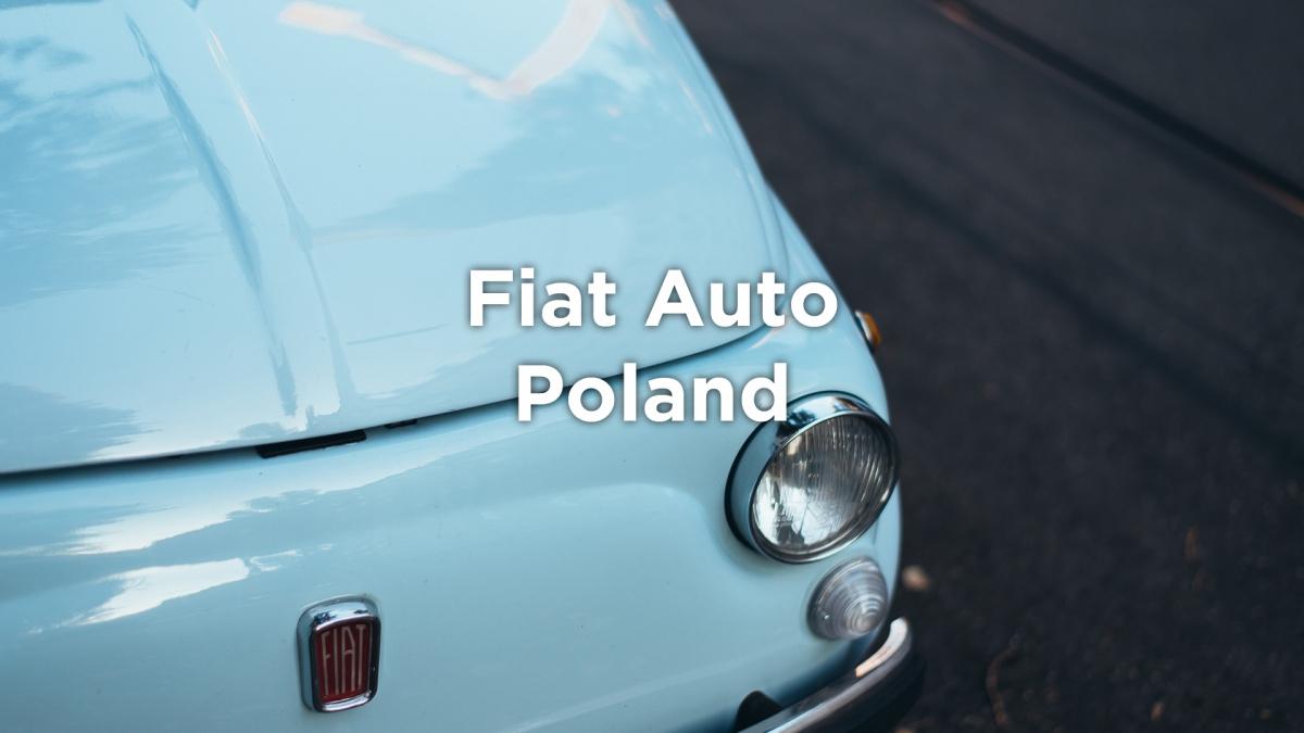 Fiat Auto Poland