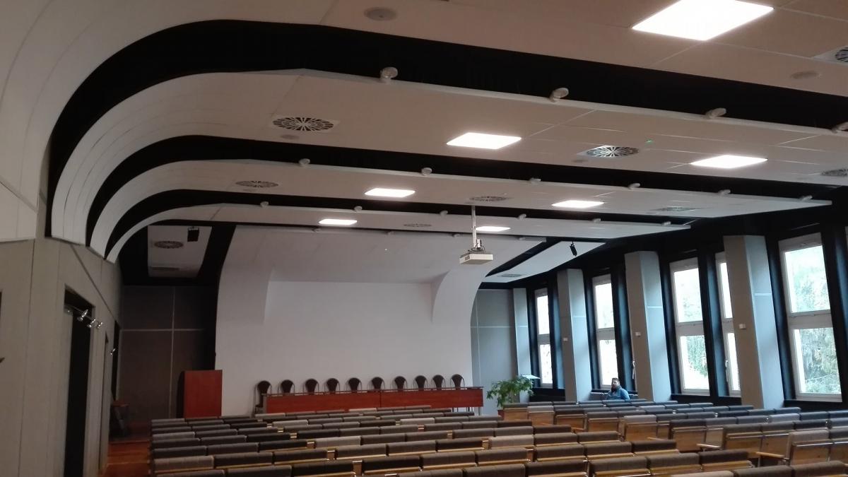 Adaptacje i Izolacje akustyczne | LONGAR Wrocław