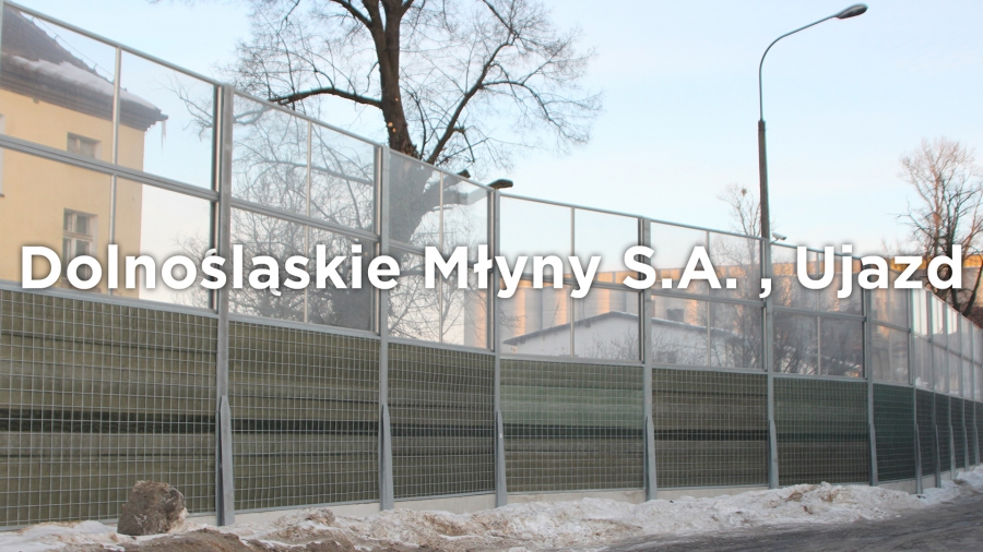 Dolnośląskie Młyny S.A. , Ujazd