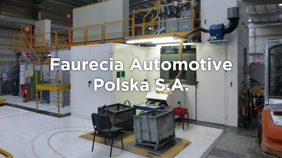 Faurecia Automotive Polska S.A. w Wałbrzychu