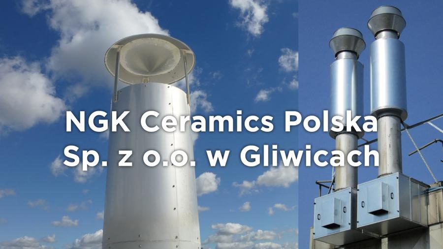 NGK Ceramics Polska Sp. z o.o., Gliwice: