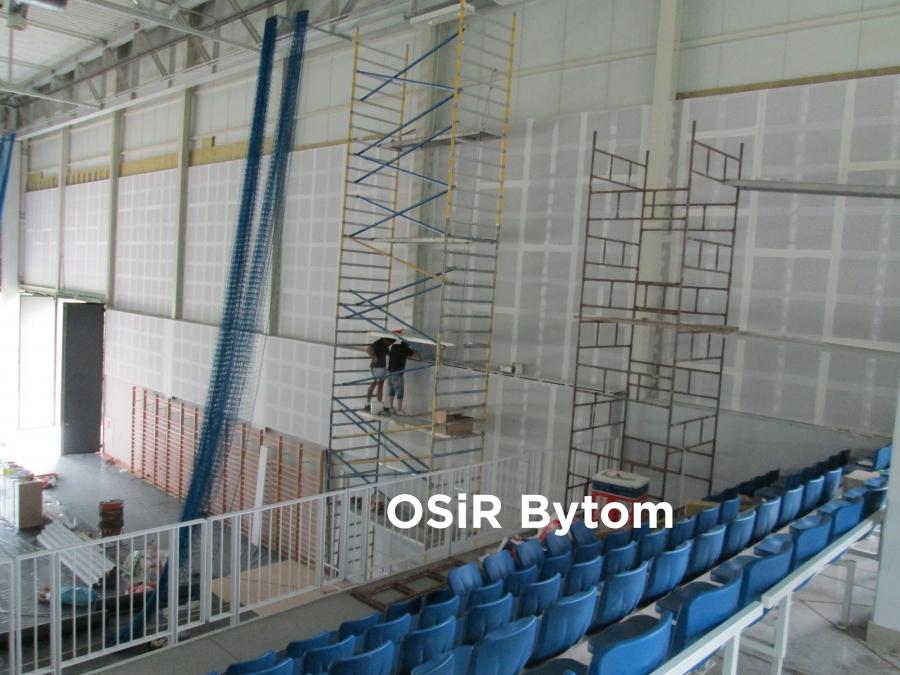 Ośrodek Sportu i Rekreacji w Bytomiu-Hala Sportowa: